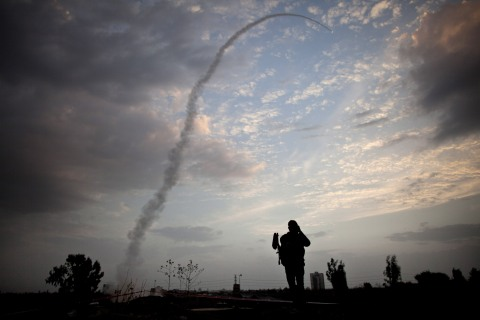 A New Gaza War: Israel and Palestinian Militants Trade Fire