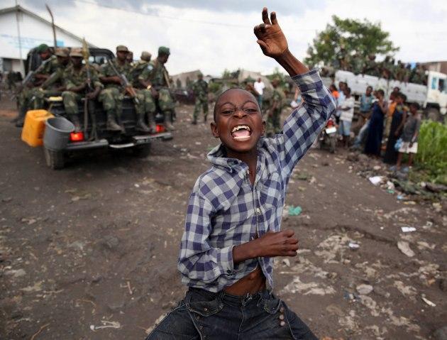 Unrest in the Democratic Republic of the Congo