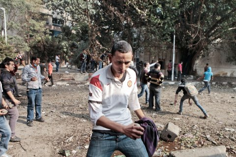 Egypt: Thousands Protest President Morsi's Decree