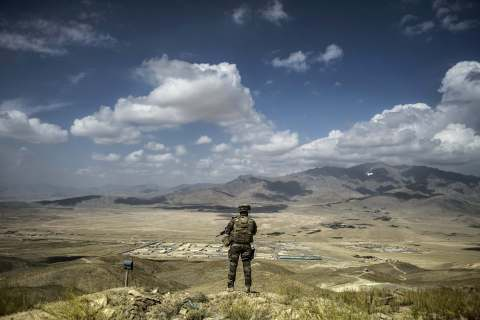 AFGHANISTAN-FRANCE-UNREST-ARMY
