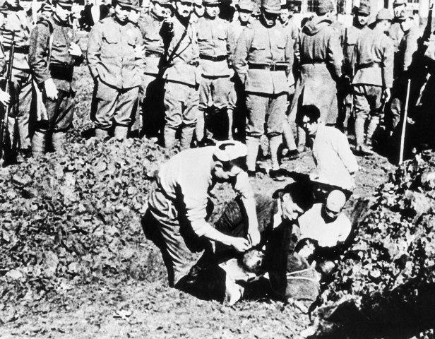 75th Anniversary of the Nanjing Massacre