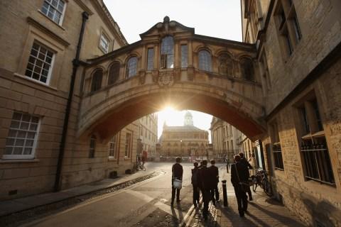 London 2012 - UK Landmarks - Oxford
