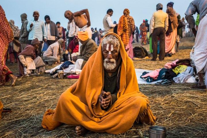 Tens of Millions Gather at India's Maha Kumbh Mela