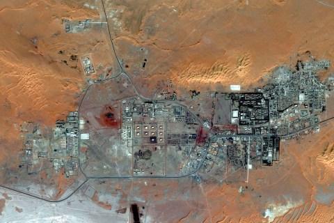 The Amenas Gas Field in Algeria, Oct. 8, 2012.