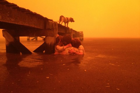 Wildfires Scorch Australia As Temperatures Reach Record Highs