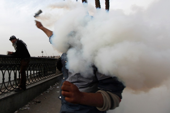 Latest clashes in Cairo