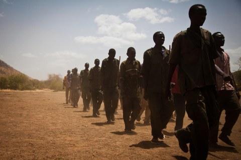 Sudan People's Liberation Movement (SPLA