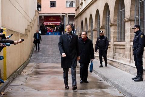 Inaki Urdangarin To Testify in Spanish Fraud Inquiry