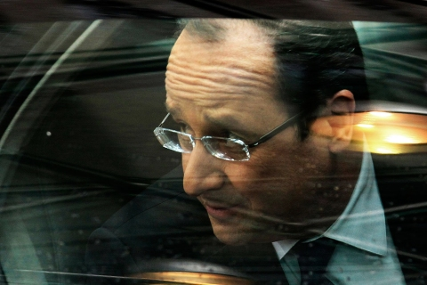 France's President Hollande