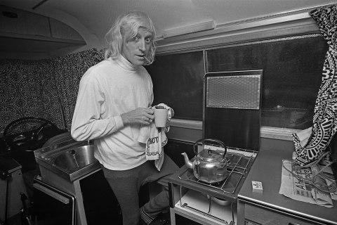 Jimmy Savile in 1969