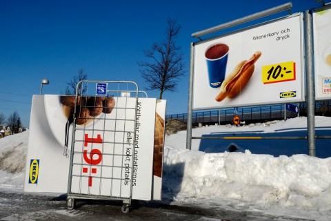 Sweden Europe Horse Meat