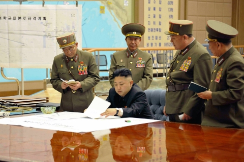 North Korea Ratchets Up Tension