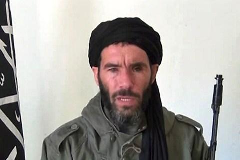 Former Al-Qaeda in the Islamic Maghreb emir Mokhtar Belmokhtar.