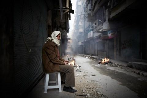 Syria: Aleppo