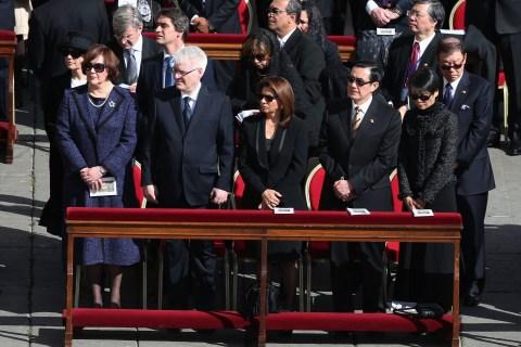 aiwan's President Ma Ying-jeou