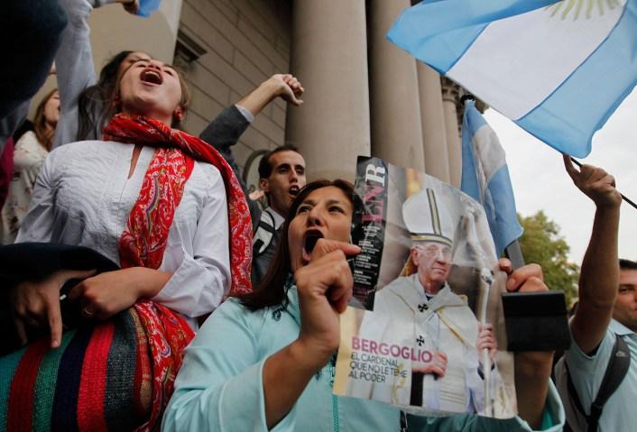 Latin American Pope