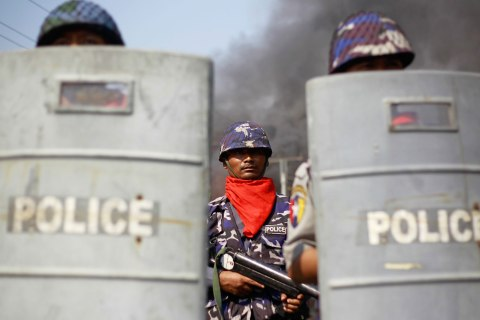 Religious Riots in Burma