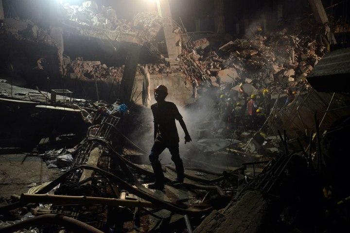Bangladesh Garment Factory Collapse