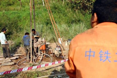 Laos Railway