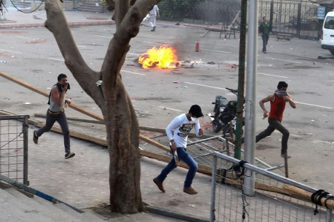 Sectarian Clashes in Egypt
