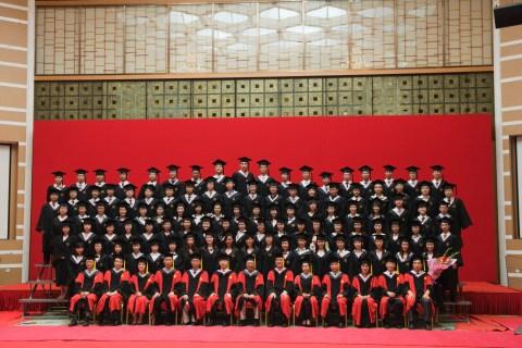 China, Beijing, Peking University, graduation Day