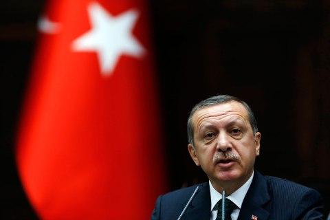 Turkey's PM Erdogan
