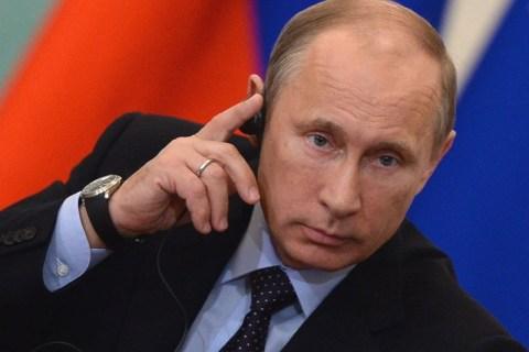 President Vladimir Putin visits Yekaterinburg