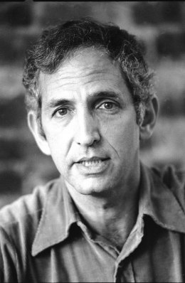 Political activist Daniel Ellsberg, who leaked the 'Pentagon Papers' detailing U.S. policy in the Vietnam War, Oct. 10, 1976.