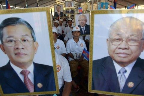CAMBODIA-POLITICS-ELECTION-CAMPAIGN