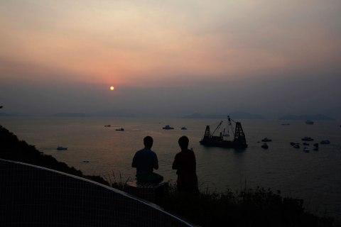 Lamma Island, Hong Kong - Where Snowden Might Hide