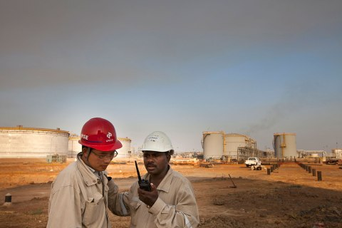 Sudanese Oil Project