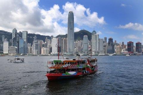 General Views of Hong Kong