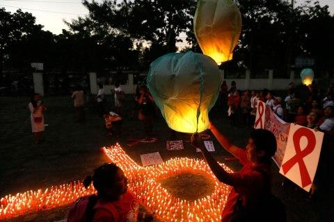 Philippines World AIDS Day
