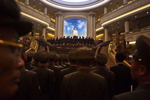 North Korea Koreas Armistice