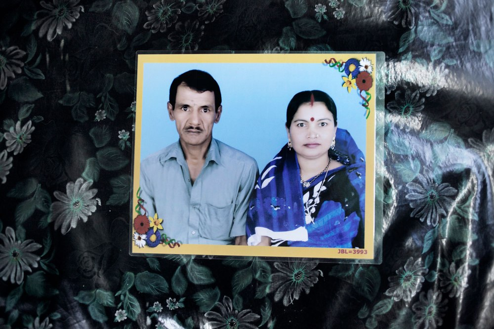Doly Rani Das, 30, and her husband Sut Lal, 40, were married nine years ago. Doly had a son who died four years ago, but her friends nevertheless describe her as a cheerful person who delighted in going to local festivals with her husband. She is missing.