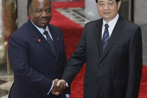 Gabon's Belinga iron ore