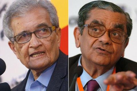 India economic gurus