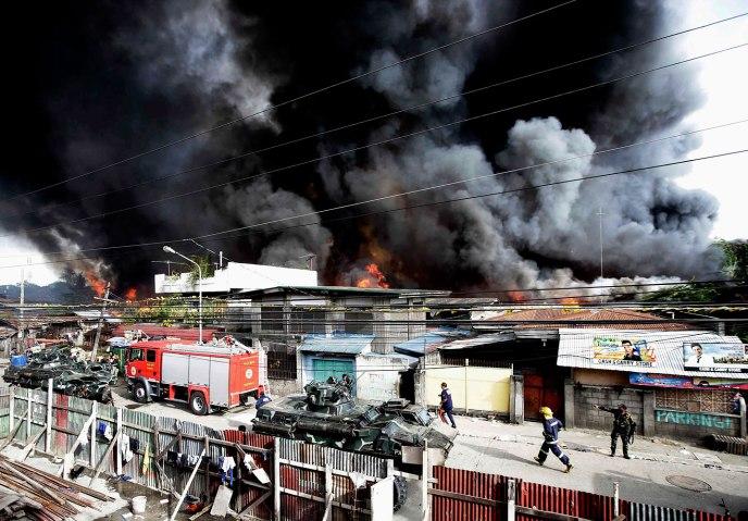 Philippines Rebel Standoff
