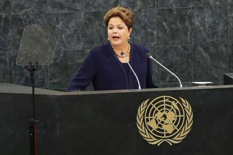 Dilma U.N. speech