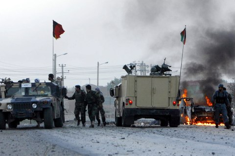 Taliban attacked US consulate in Herat