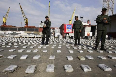 Image: Venezuelan National Guard