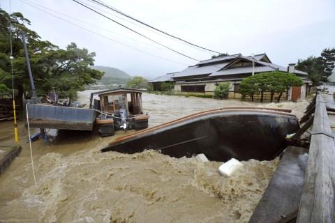 Japan Typhoon_Nick