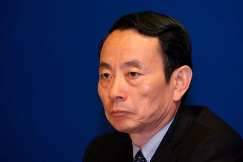 Jiang Jiemin, Chairman of Petro China Company Limited