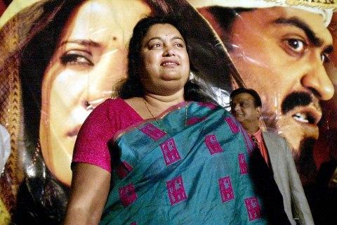 Author Sushmita Banerjee