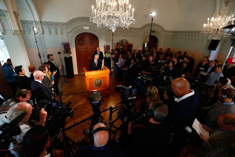 Organization for the Prohibition of Chemical Weapons (OPCW) wins the Nobel Peace Prize 2013