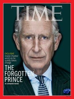 TIME Magazine Cover, November 4, 2013