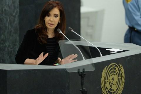 UN-GENERAL ASSEMBLY-ARGENTINA