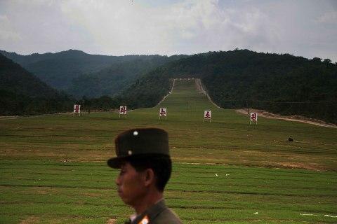 North Korea Ski North Korea