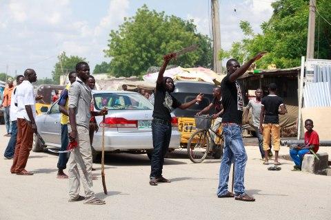 Nigeria Vigilantes