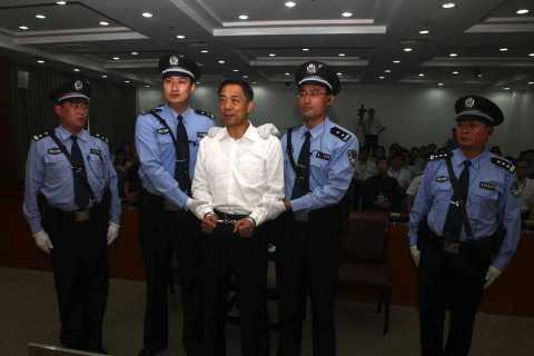 China Bo Xilai Appeal_Wong